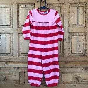 Patsy Aiken 3T One Piece Striped Outfit